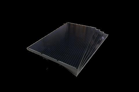 Canadian Solar Panels - All Black