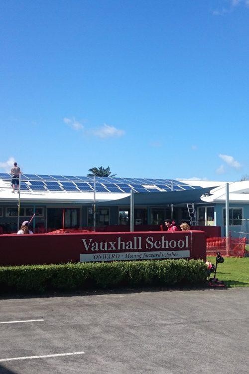 Genesis School installation