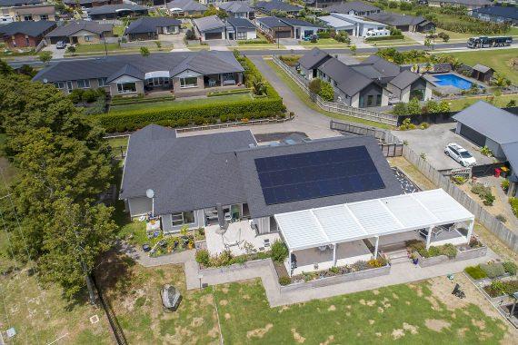 Hyubrid Solar system - Auckland