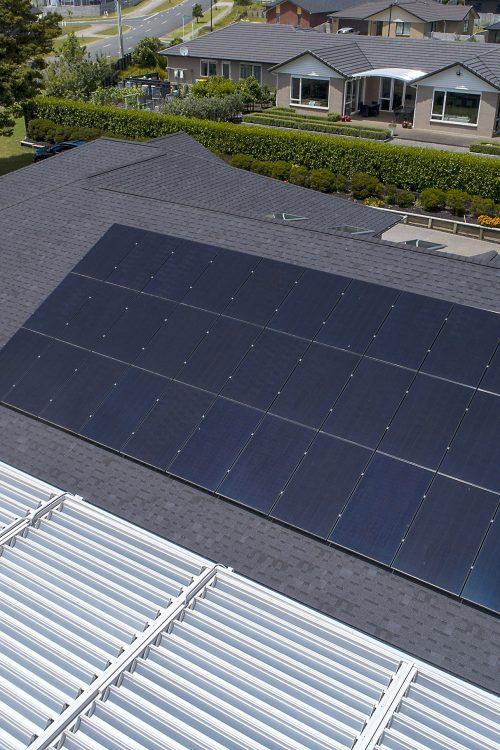 Hybrid - Off-Grid Solar system