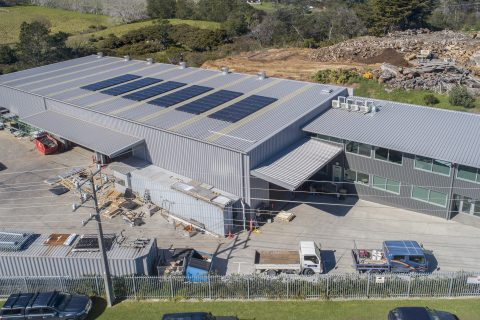 COMMERCIAL SOLAR SYSTEMS – Case Study: Fence & Gate Shop, Silverdale