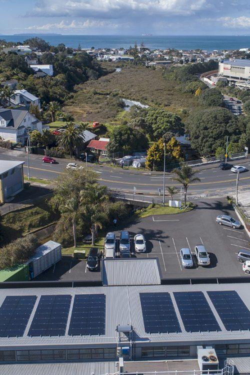 Commercial Solar Auckland